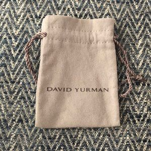 David Yurman Jewelry - David Yurman Gold/Silver/Citrine Noblesse Ring 7!